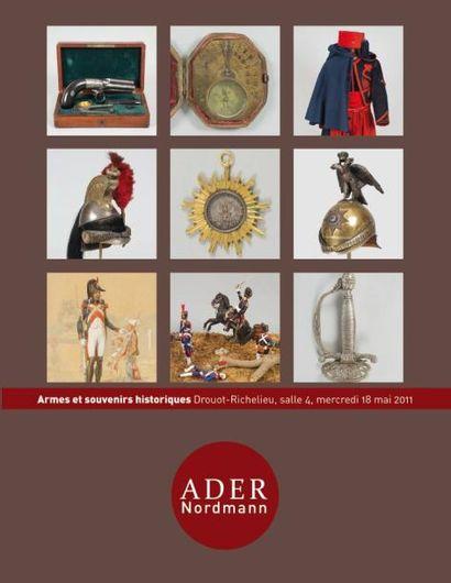 Armes - Souvenirs historiques