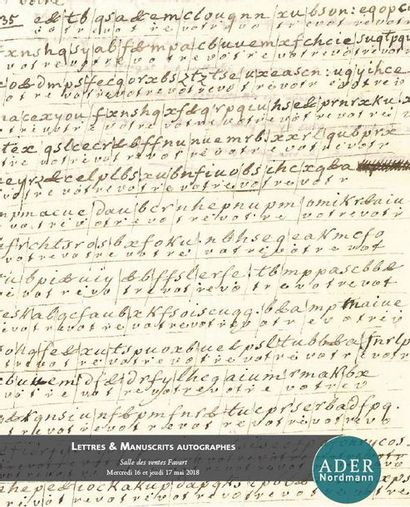 Lettres & Manuscrits - Autographes
