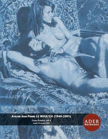 Atelier Jean-Pierre Le Boul'ch - Pop art et Figuration narrative