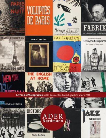 Vente de livres photographiques de collection