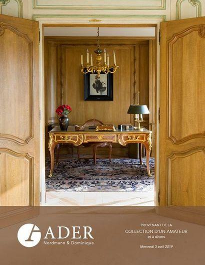 Tableaux anciens, Mobilier, Objets d'art - collection d'un amateur