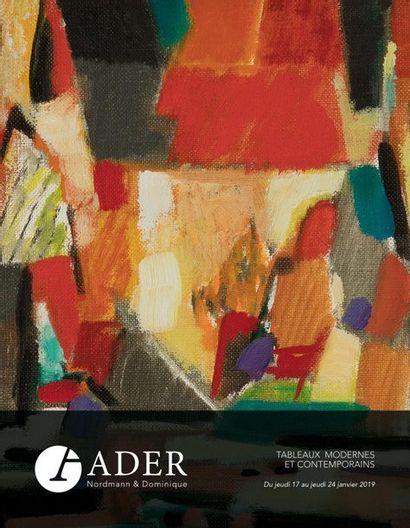 VENTE ONLINE : ART MODERNE ET CONTEMPORAIN - ARTS DÉCORATIFS DU XXEME
