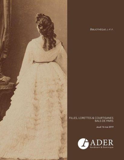 Filles, Lorettes et courtisanes - Bals publics _ Bibliothèque J.-P. F.