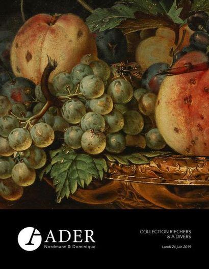 TABLEAUX & DESSINS ANCIENS -  Collection Riechers et à divers