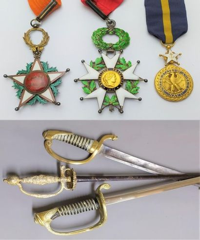 ARMES ET DECORATIONS