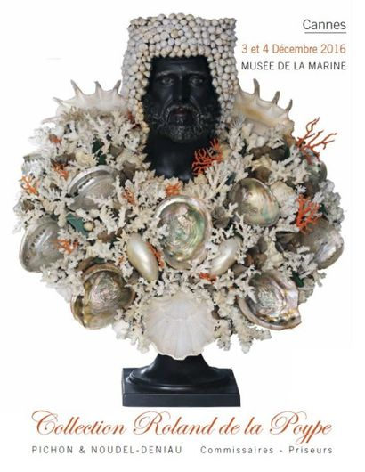 Collection de La Poype , Musée de la Marine Collection Roland de la Poype, fondateur de Marineland d'Antibes