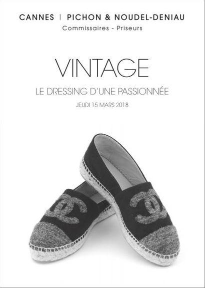 Vintage, le dressing d'une passionnée