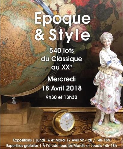 EPOQUE & STYLE d'Avril