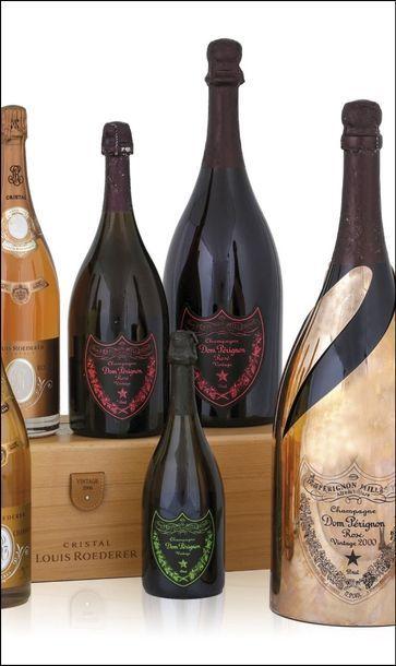 Grands Vins de Champagne, de Bordeaux & Alcools