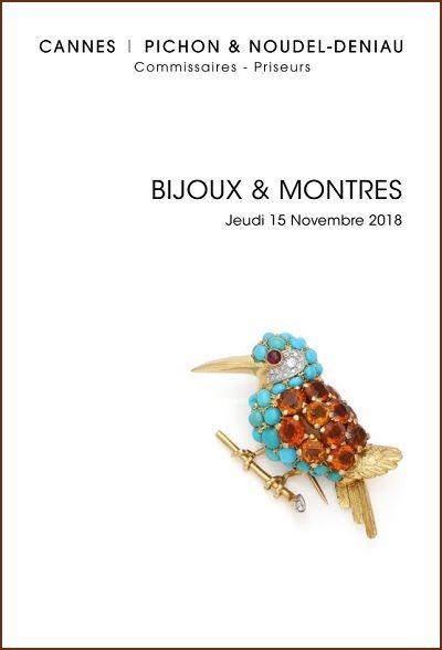 Bijoux, Montres et Livres anciens