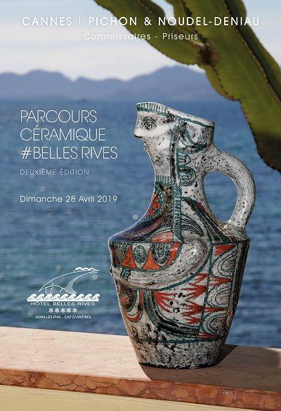 PARCOURS CÉRAMIQUE À L'HÔTEL BELLES RIVES