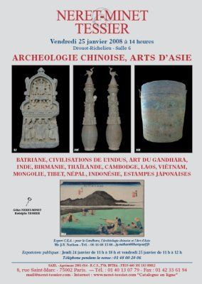 Archéologie chinoise, Art d'asie