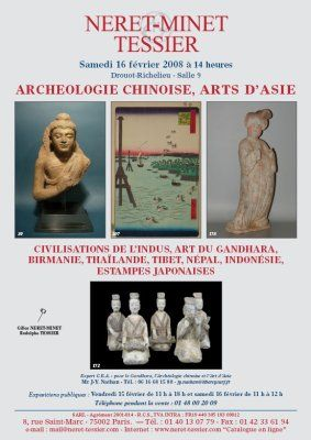 Archeologie Chinoise - Art d'Asie