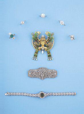 Bijoux anciens et modernes, et Argenterie Moderne et Ancienne