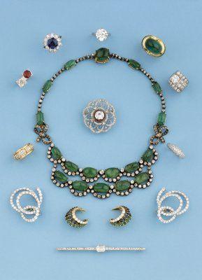 Bijoux anciens et modernes - Argenterie