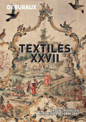 Textiles XXVII