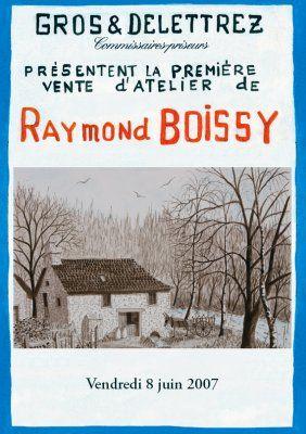 Atelier Raymond Boissy