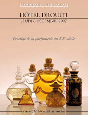 Prestige de la Parfumerie du XXe siècle