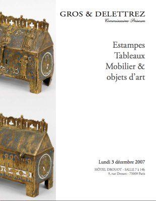 Estampes Tableaux Mobilier & objets d'art