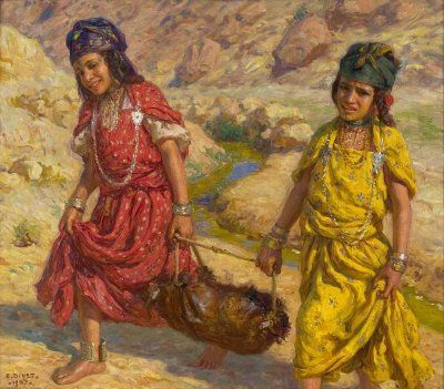 Orientalisme et Art Islamique