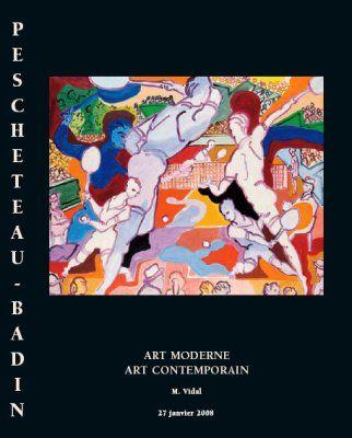 ART MODERNE, ART CONTEMPORAIN