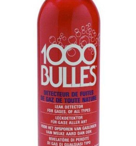 70 1000 BULLES Lot de 6 bouteilles de 400ml d'air liquide detecteur de fuites de…