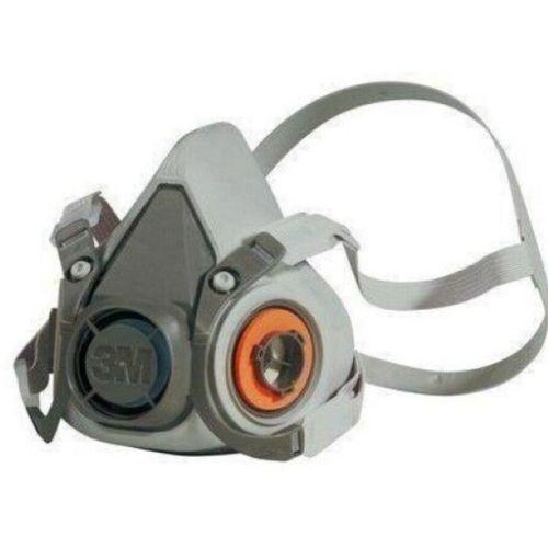 77 3M 6200 Lot de 5 demi masques de protection respiratoire réutilisable taille …
