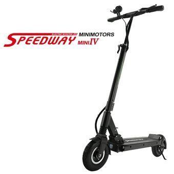Trottinette électrique MINIMOTORS Speedway Mini 4 Pro Lite new [545921] FONCTION…