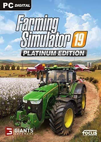 Jeu PC FOCUS Farming Simulator 19 Edition Platinum [545596] FONCTIONNEL (Emballa…
