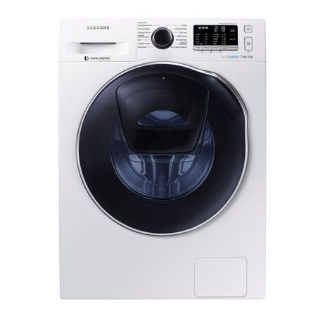 Lave Linge Séchant Frontal SAMSUNG ADD WASH WD70K5410OW/EF Chargement frontal (H…