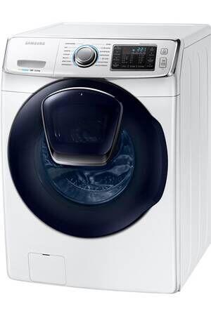 Lave linge hublot SAMSUNG WF16J6500EW Blanc Chargement frontal (Hublot) Capacité…
