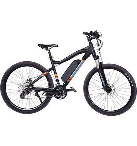 Vélo électrique ESSENTIELB Urban Trail 200 noir + chargeur [546182] FONCTIONNEL …