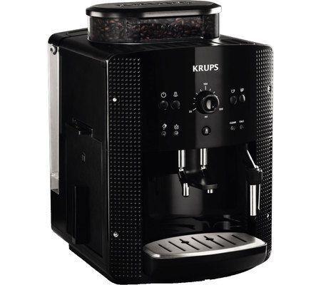 KRUPS YY8125FD Machine à café automatique avec broyeur à grains Essential Pressi…