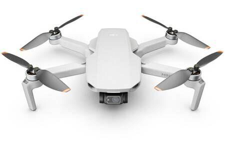 Drone DJI Mini 2 Fly More Hauteur de vol maxi 4000 m Portée 10000 m Autonomie 31…