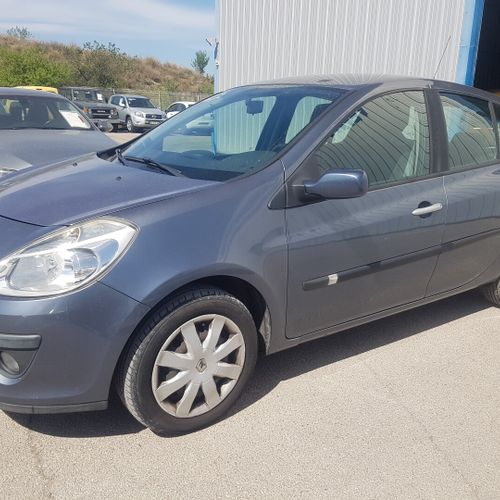 CLIO 3 1.5 DCI 86ch VP RENAULT CLIO 3 1.5 DCI 86ch 1.5 DCI Carrosserie : CI N° s…