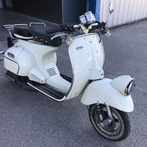 Scooter NECO ABRUZZI 125cc 7ch (NR) MTL . Scooter NECO ABRUZZI 125cc 7ch (NR) Ca…