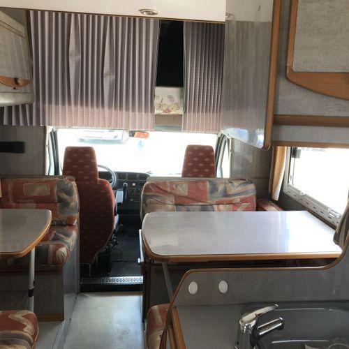 Camping Car DUCATO Autostar Athenor 547 2.8 DITD VASP FIAT Camping Car DUCATO Au…