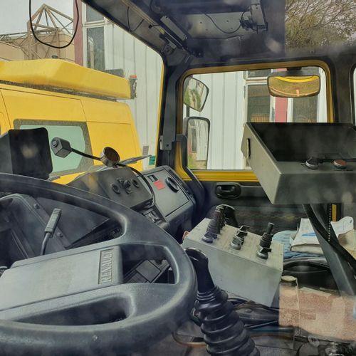 S150 MIDLINER METEOR VASP RENAULT S150 MIDLINER METEOR 09B Carrosserie : TRAVAUX…