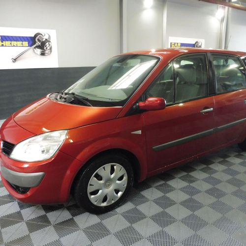 RENAULT GD SCENIC II 1.9 DCI 130 FAP EXPRESSION