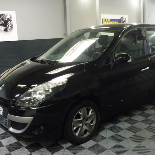 RENAULT SCENIC III 1.5 DCI 110 FAP EXPRESSION 5P