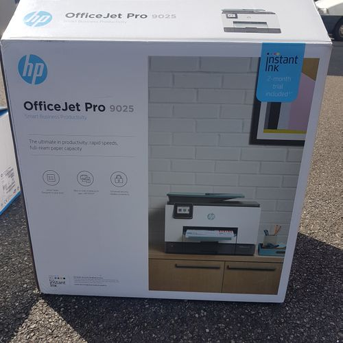 Imprimante multifonctions HP Office Jet Pro 9025.