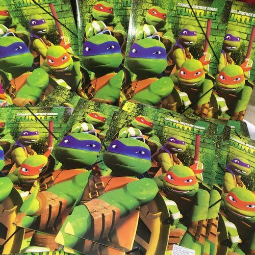 Lot de 85 pochettes scolaires
