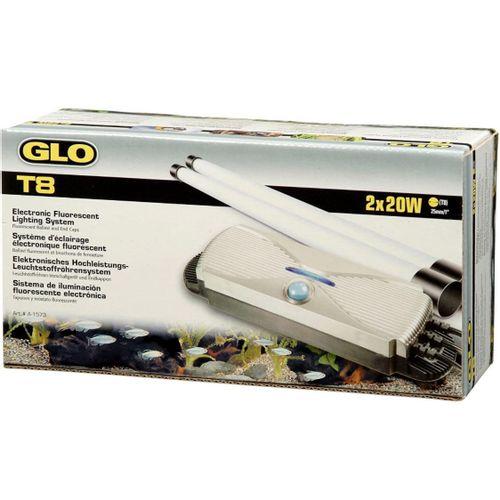 1 Lampe électrique pour aquarium ou terrarium