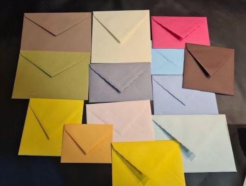 Lot de 1000 Enveloppes