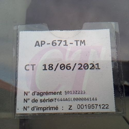 CAM RENAULT MIDLUM 220DXI 14T FRIGO HAYON Dmec: 06/04/2010 553331Kms 13CV Body: …