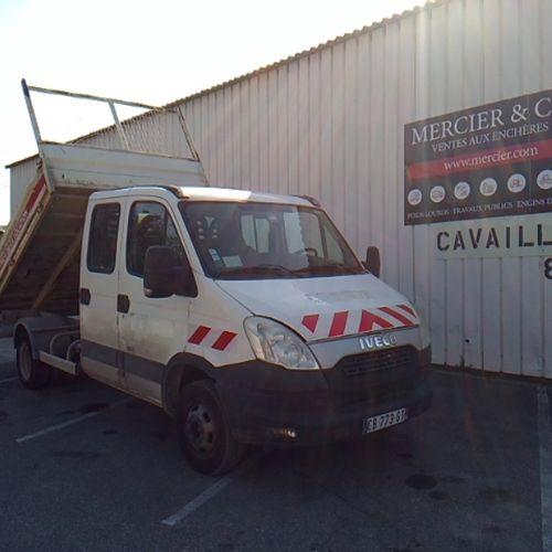 CTTE IVECO 35C13 DOUBLE CABIN TANK NOT ROLLING Dmec: 09/02/2012 179557Kms 8CV Bo…