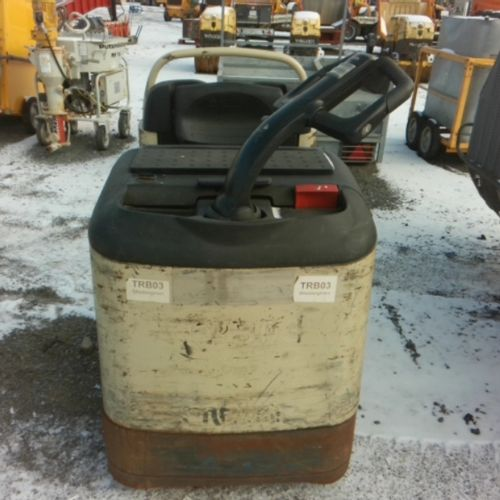 LEV CROWN ELECTRIC TRANSPALETTE 1T2 GPC2040 FROM 2002 VAT recoverable Equipment …
