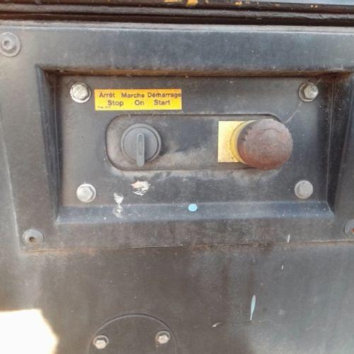 DIV KAESER COMPRESSOR AIR 3500L/MN 400V 15886H FROM 2010 15886Kms VAT recoverabl…