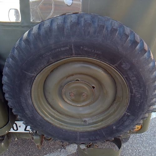 VP JEEP WILLYS M201 MODEL 40 44 COLLECTION Dmec : 01/01/1957 36135Kms 13CV Energ…