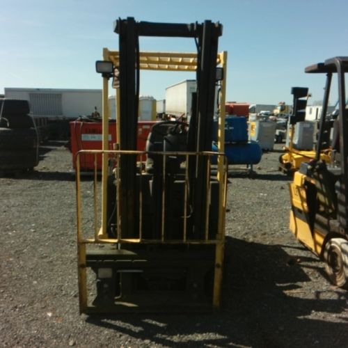 LEV HYSTER ELECT TROLLEY J1,60XMT FROM 2000 NON ROLLING Energy : EL VAT recovera…